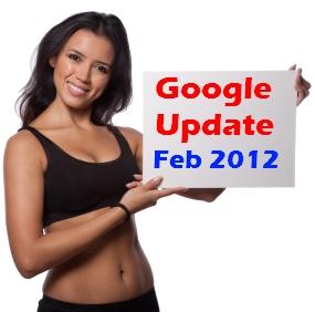 עדכון גוגל פברואר 2012