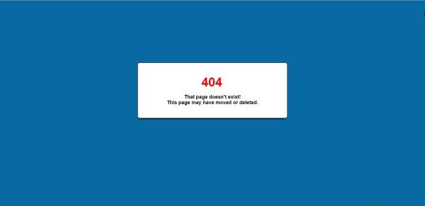 שגיאה 404 - אותי היא מכעיסה