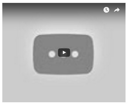 שגיאה 404 לסרט וידאו מיוטיוב שהוטמע באתר
