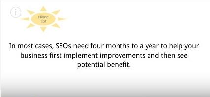 כמה זמן לוקח עד שרוצים תוצאות בקידום האתר בגוגל