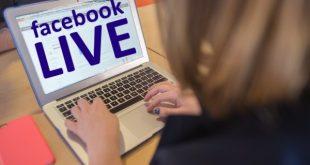 שידורים חיים בפייסבוק