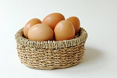 אל תשים את כל הביצים בסל אחד