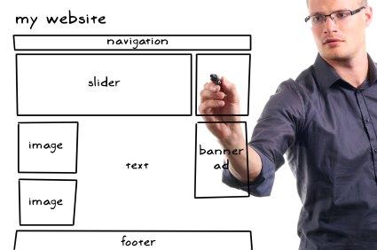 תרשים תכנון אתר אינטרנט