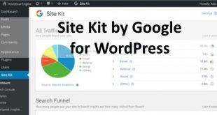 סייט קיט של גוגל עבור אתר וורדפרס