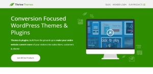 fast wordpress theme thriveThemes